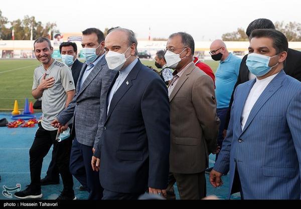 به بهانه پیام تبریک وزیر ورزش پس از فزونی برابر بحرین؛ سقف آرزوهایتان را بالا ببرید