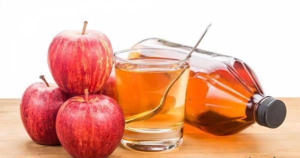 خواص سرکه سیب برای حفظ سلامت کبد چیست؟
