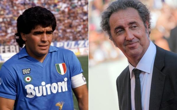 پائولو سورنتینو: از مارادونا یاد گرفتم سرسخت باشم