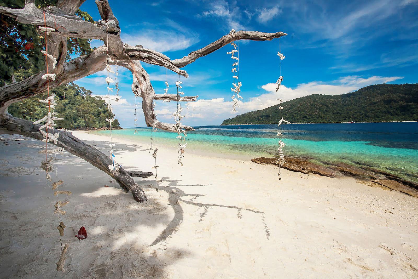 ساحل طلوع آفتاب تایلند