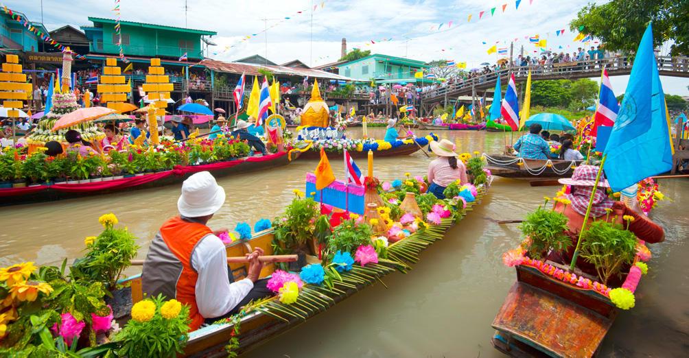 زیباترین جاذبه های تایلند
