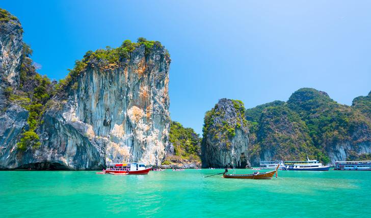 گردش در تایلند